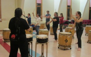 First Day of Taiko Classes (Session 4) @ Woburn | Massachusetts | United States